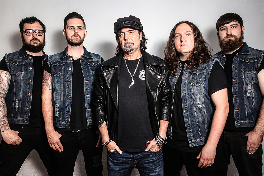 Phil Campbell And The Bastard Sons actuarán en Madrid y Bilbao