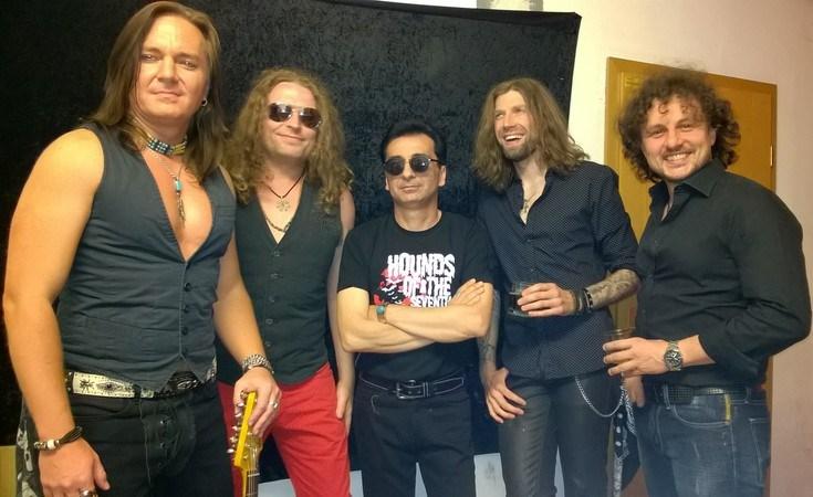 Próximos conciertos de Purpendicular, banda tributo a Deep Purple