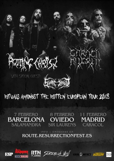 Rotting-Christ cartel 2018