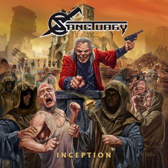 Sanctuary Inception cover