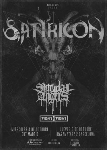Satyricon cartel 2017