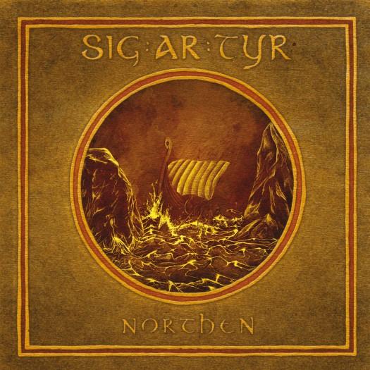 Sig ar tyr - northen portada 2016