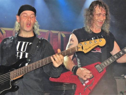 Steve y Chris