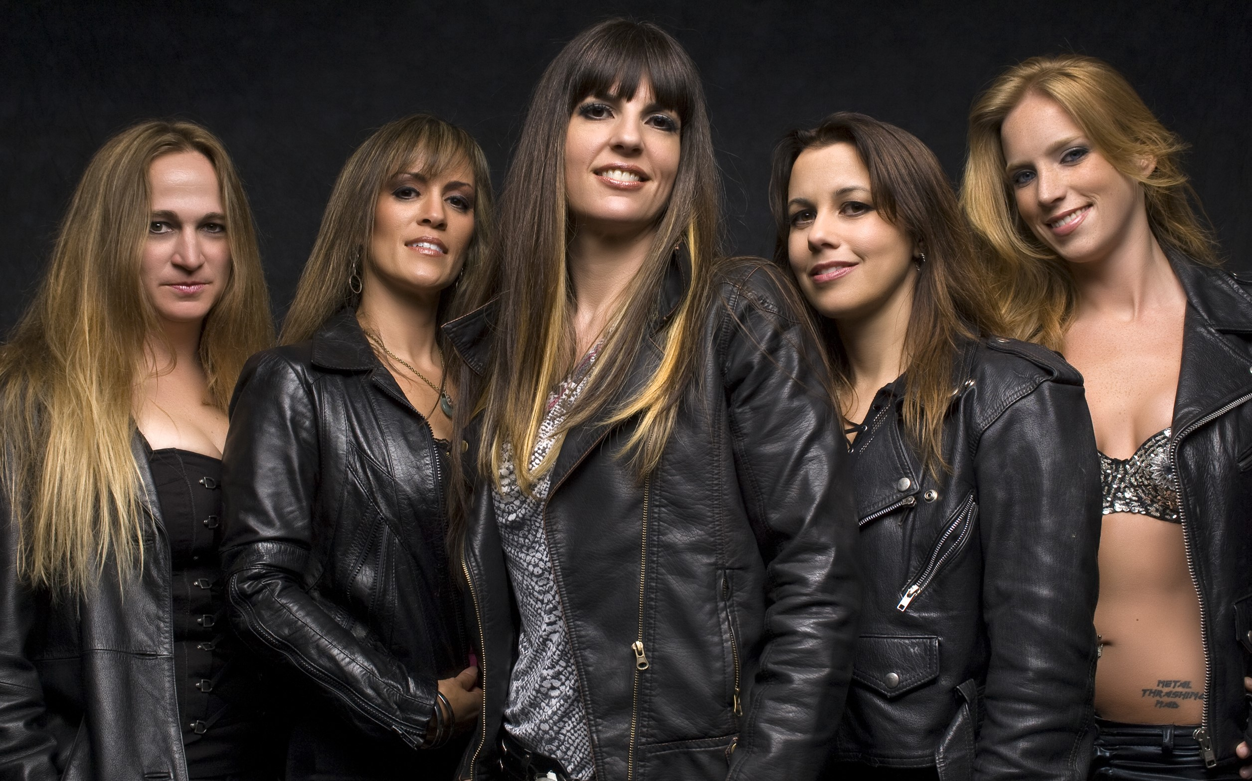 The Iron Maidens band