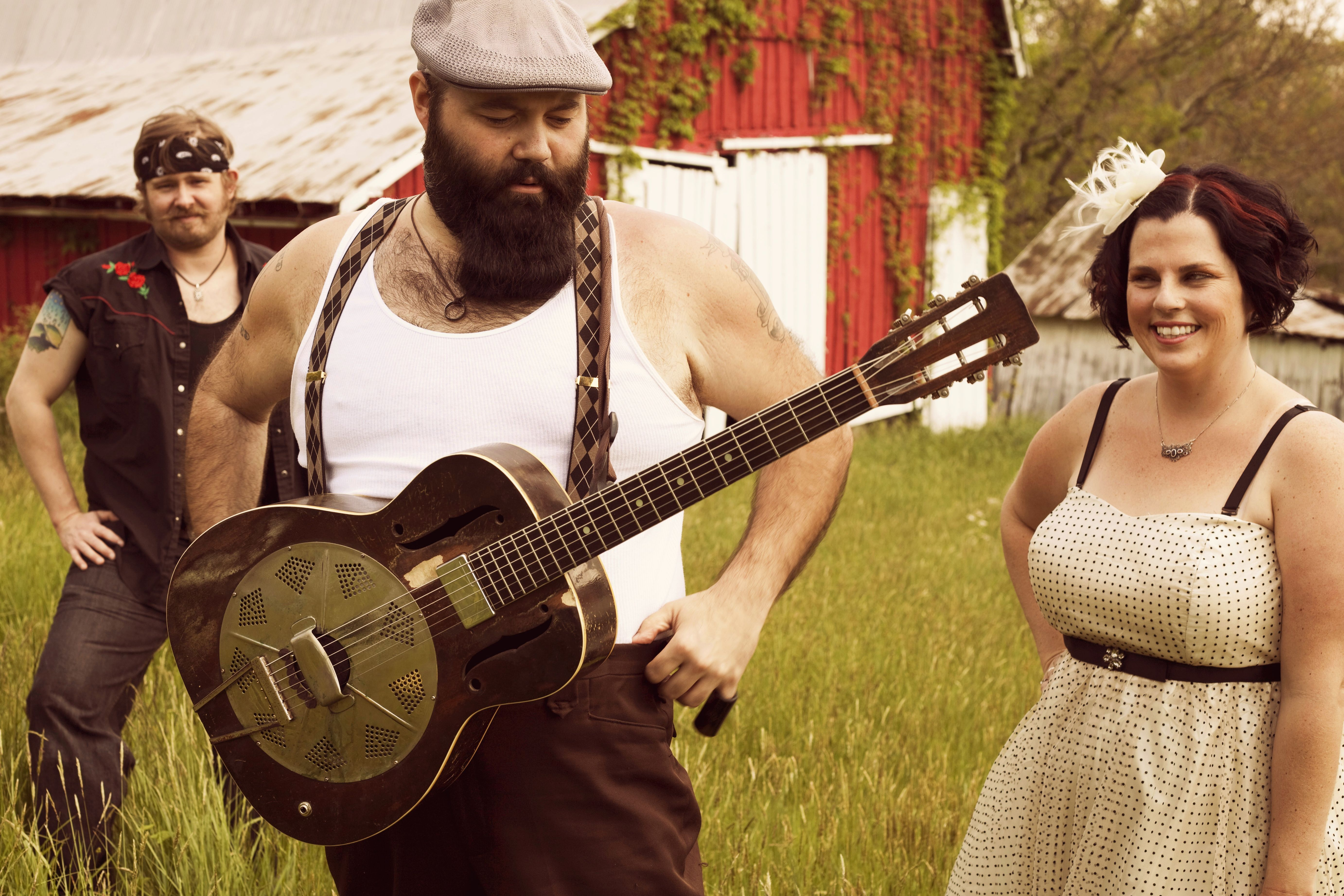 The Reverend Peyton's Big Damn Band – Pot Roast and Kisses