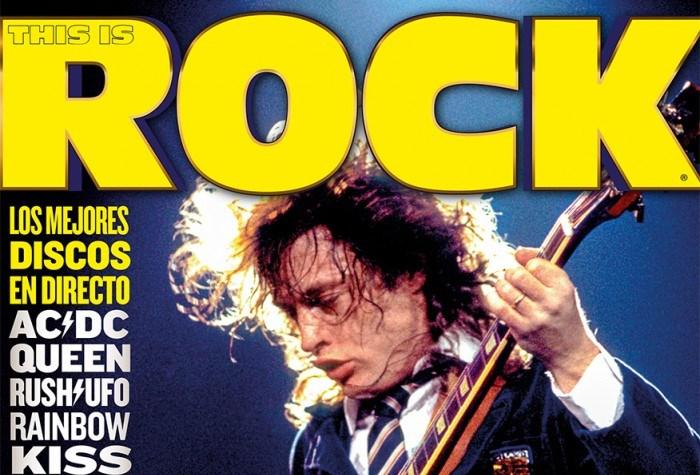 Resumen contenido revista This Is Rock (Junio 2015)