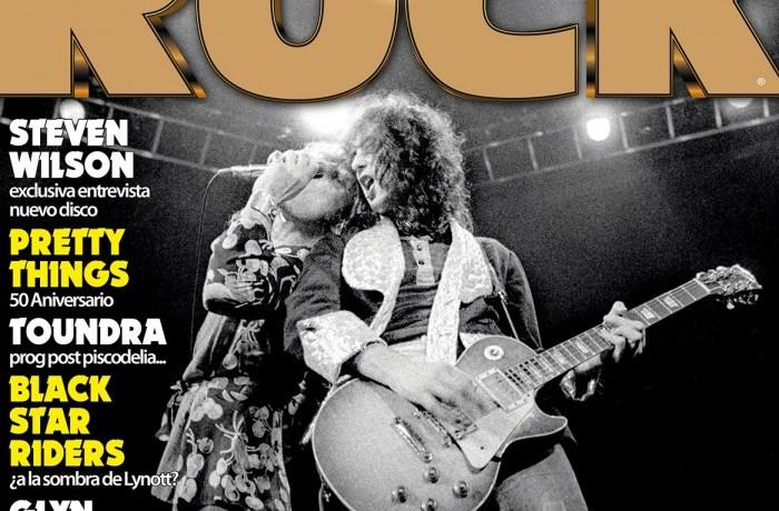Resumen contenido revista This Is Rock (Marzo 2015)