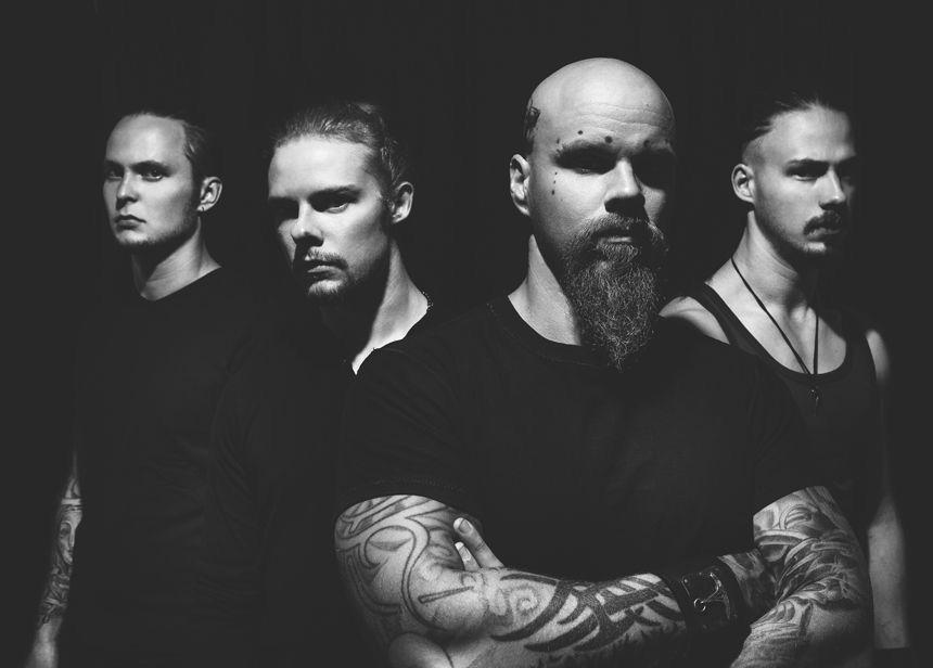 Los finlandeses Wolfheart actuarán en Madrid, Murcia y Barcelona