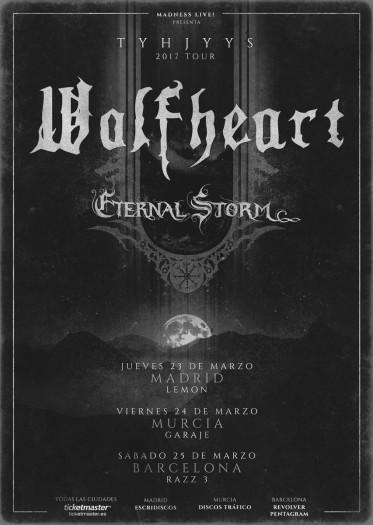 Wolfheart cartel 2017