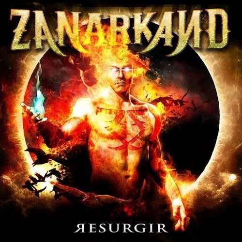 Zanarkand - Resurgir portada