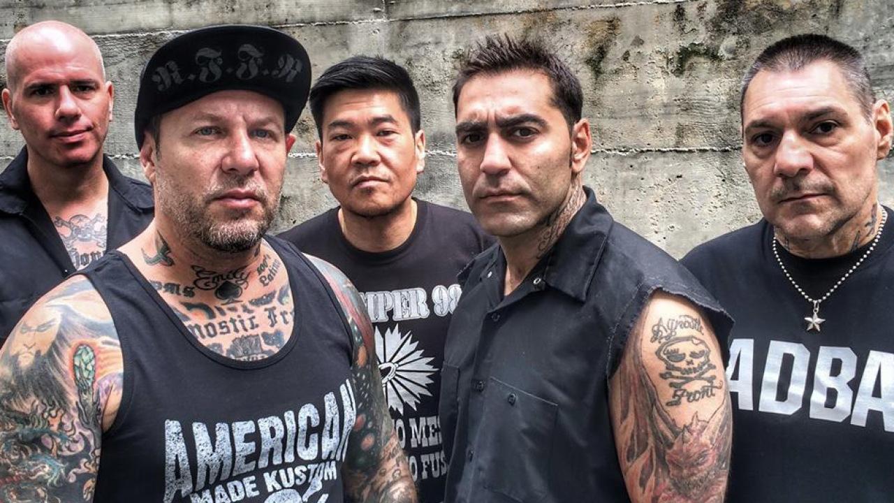 Llega el hardcore americano a España con los conciertos de Agnostic Front