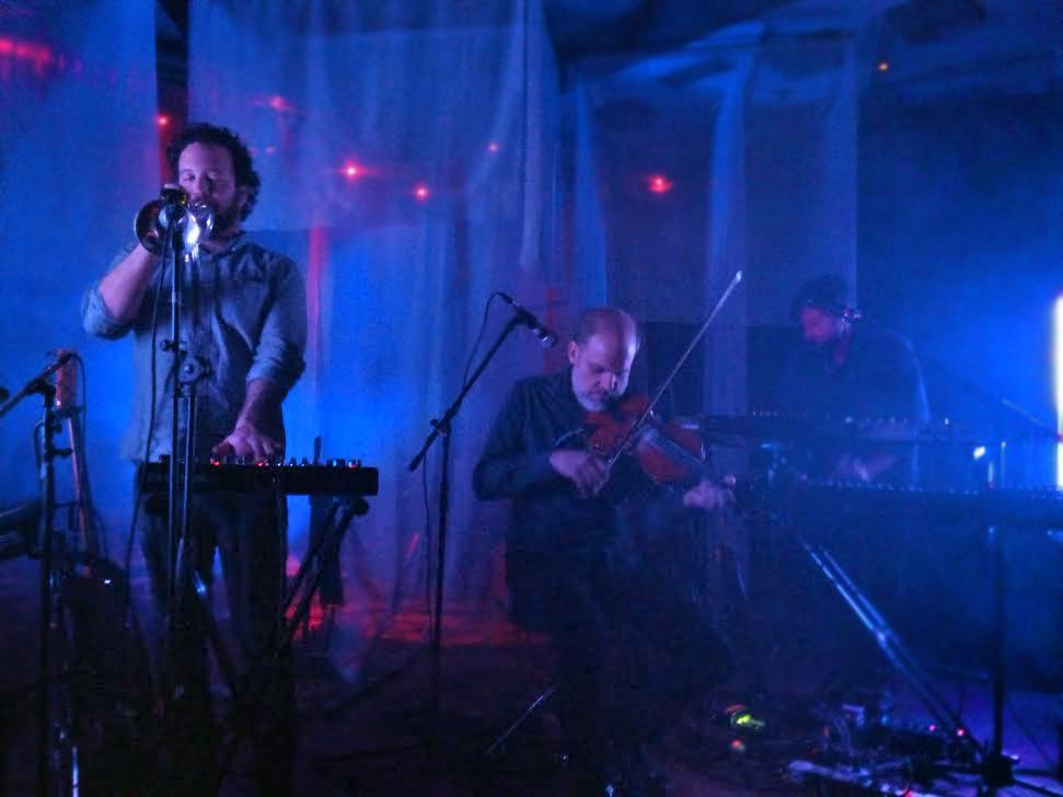 Crónica de The Album Leaf en Café Berlín, 05/11/16