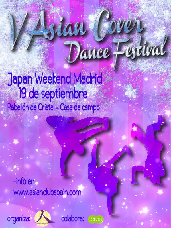 V edición del concurso de covers Asian Cover Dance