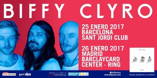 Biffy Clyro Gira