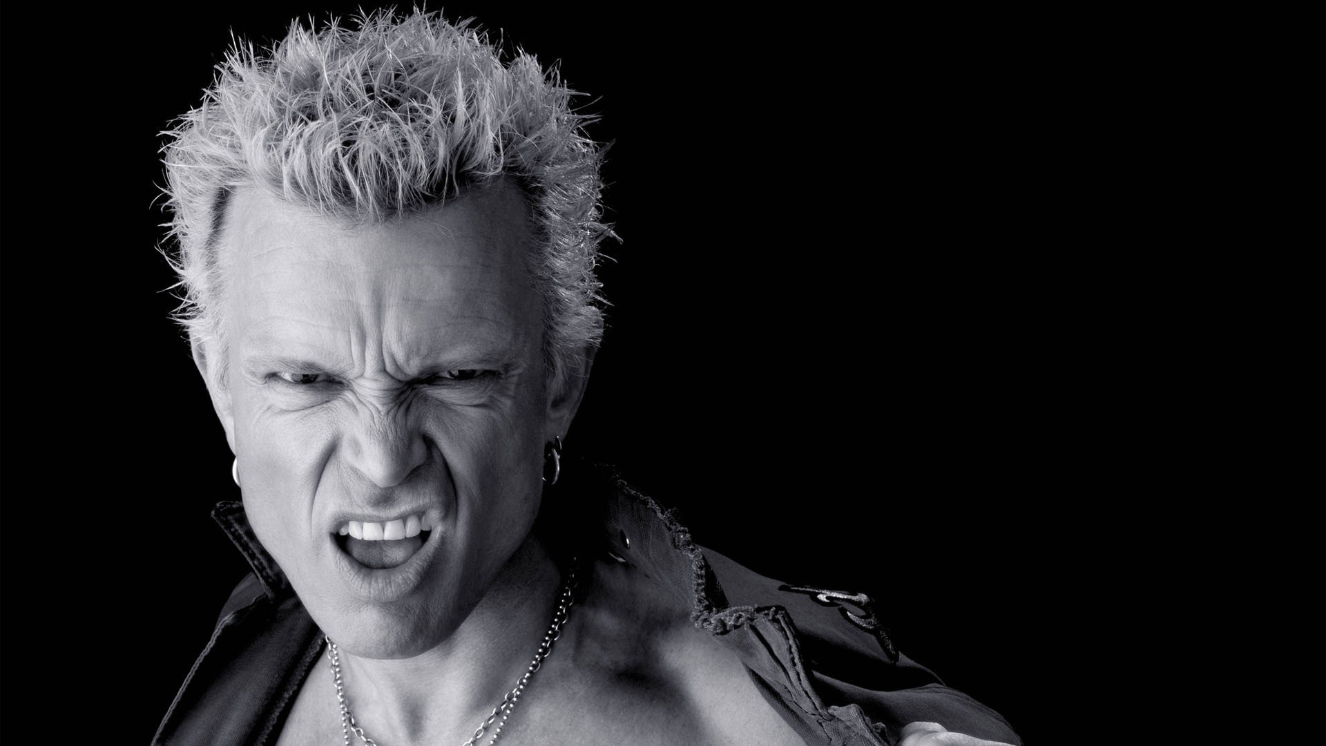 Billy Idol – Hot In The City