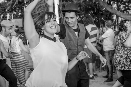 Este fin de semana Madrid se llena de swing