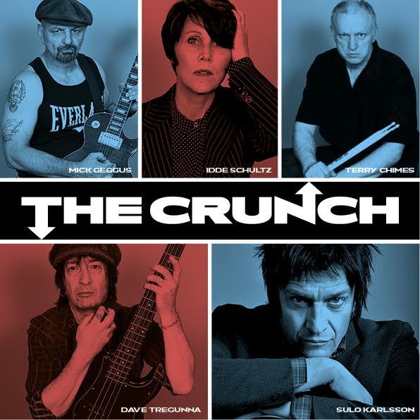 La superbanda The Crunch aterriza en España en octubre