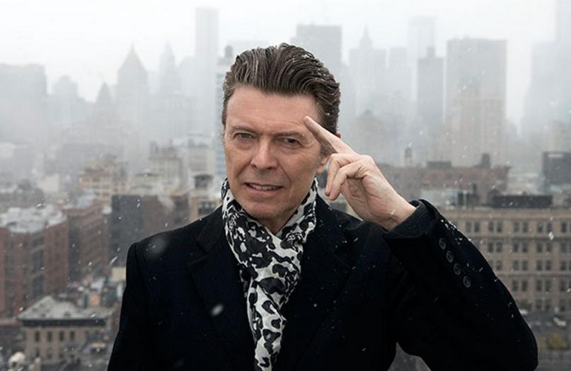 Fallece el cantante David Bowie a los 69 años de edad