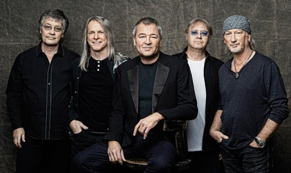 Deep Purple: From The Setting Sun… / …To The Rising Sun (2015)
