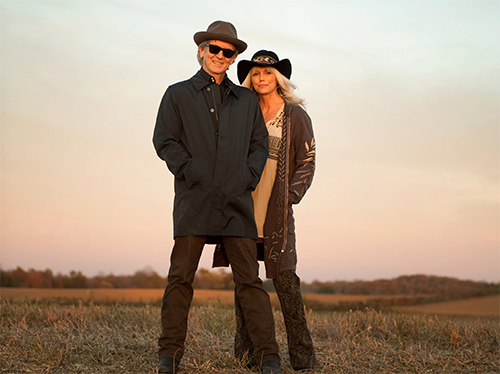 Huercasa Country Festival: Emmylou Harris y Rodney Crowell
