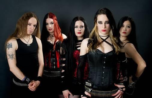 Gira española de la banda sueca Frantic Amber