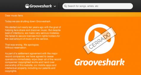 Opinión – El cierre de Grooveshark