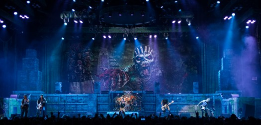 Iron Maiden – Estadio La Cartuja, Sevilla 14/07/2016