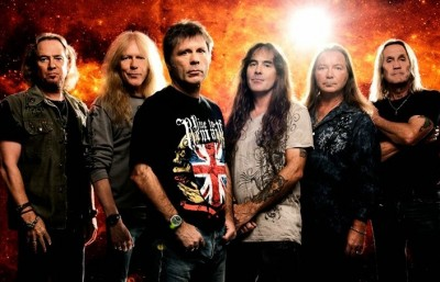 Speed Of Light (The Book Of Souls 2015) Iron Maiden