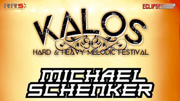 Michael Schenker liderará el nuevo festival Kalos Rock en Madrid