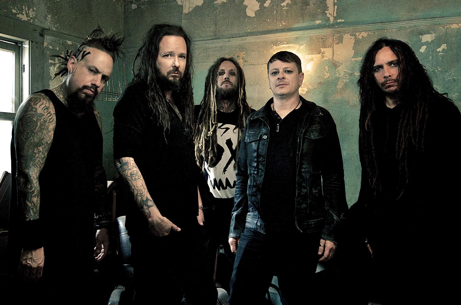 Conciertos de Korn en Madrid y Barcelona
