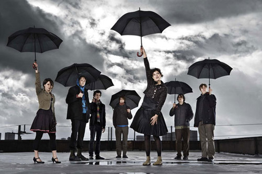 Arcade Fire preparan nuevo disco para 2013