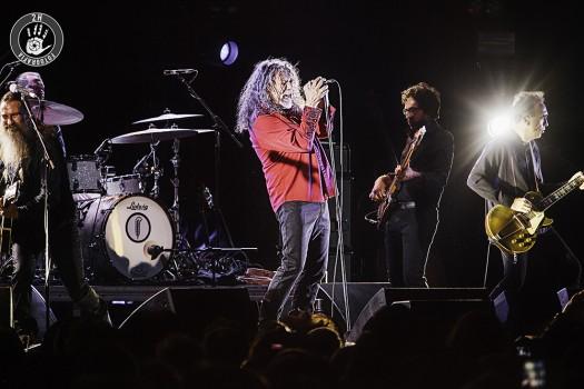Crónica Robert Plant & The Sensational Space Shifters en las Noches del Botánico