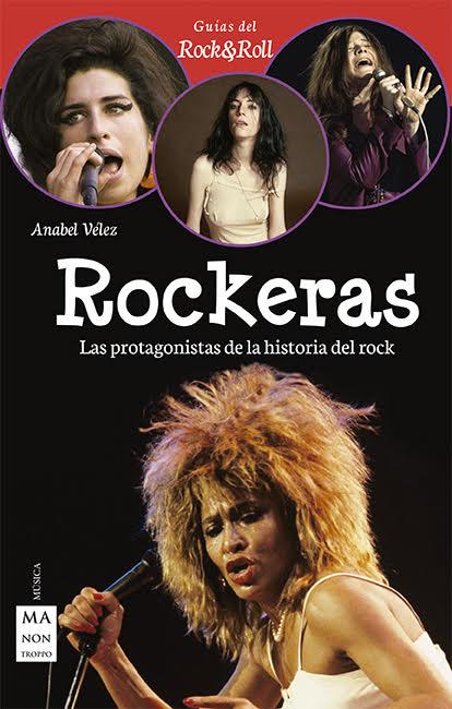 libro rockeras