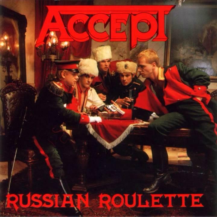 Russian Roulette, de Accept