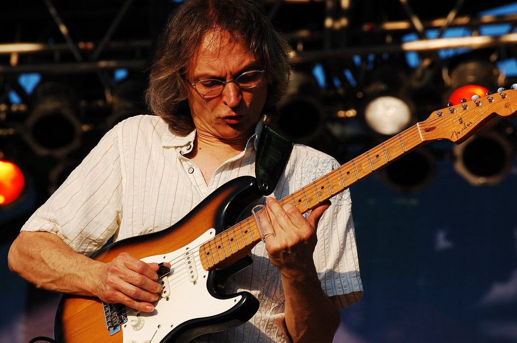 Sonny Landreth: Bound By The Blues (2015)