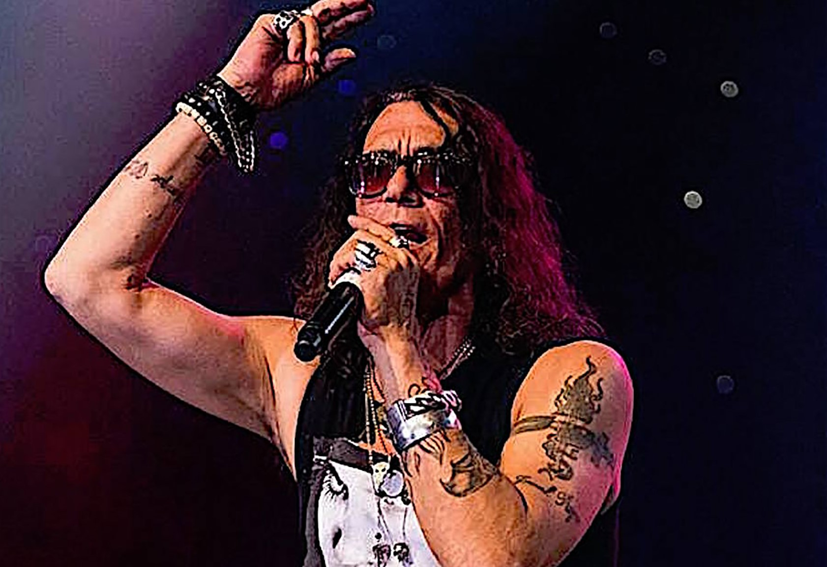 Stephen Pearcy: Smash (2017)