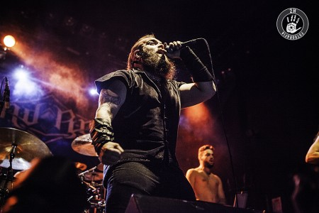 Crónica de Ensiferum y Wind Rose en Caracol, 18/10/15